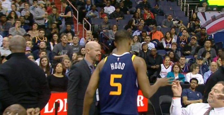 Jugador de la NBA