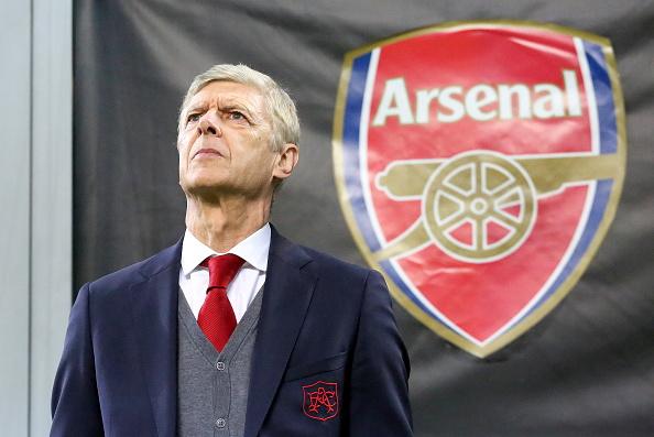 Arsenal contra Atlético de Madrid, un partido más para Wenger