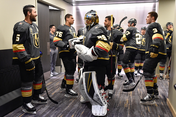 Las Vegas contra San José rumbo a la Stanley Cup