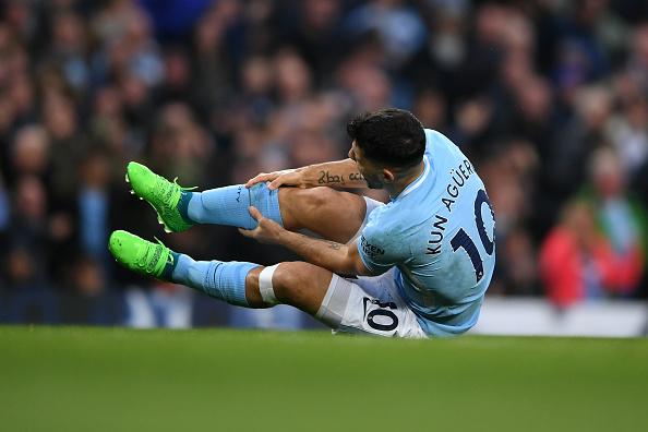Sin el Kun Agüero, el Manchester City visita al Tottenham de Pochetino