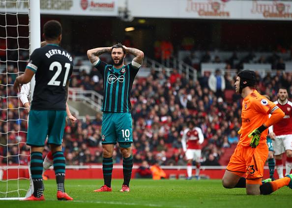 El Arsenal afianza su posición europea tras remontar al Southampton (3-2)