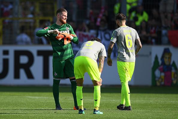 Claudio Pizarro se fue al descenso con Colonia