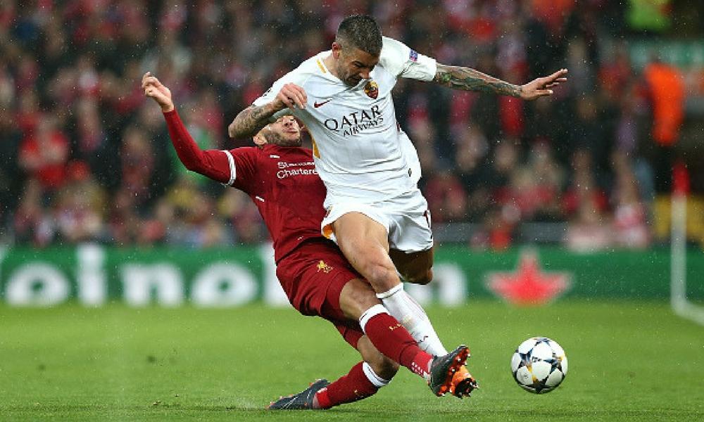 Liverpool abre semis ante Roma en Anfield