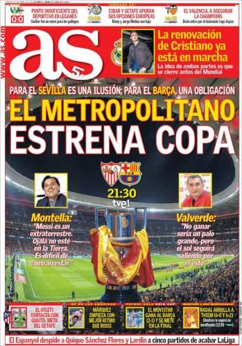 diarios deportivos del 21 de abril de 2018