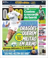 Diarios deportivos del 20 de Abril de 2018