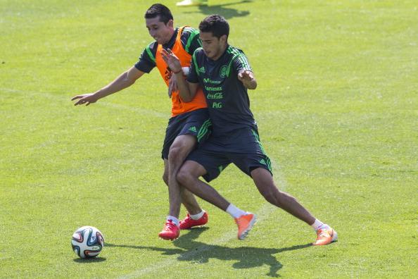 Héctor Herrera y Diego Reyes interesan a la Roma.