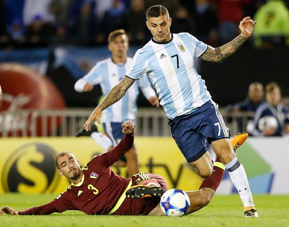 Messi lidera la lista de Argentina para el Mundial.