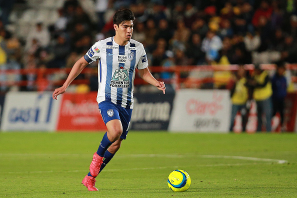 Erick Gutiérrez prefiere ir a Europa que jugar en Chivas