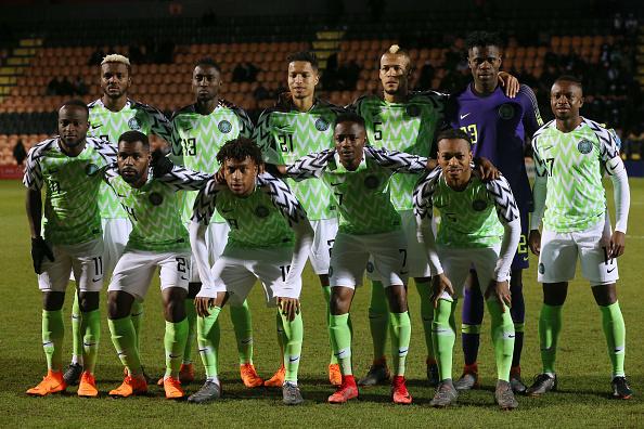 Nigeria presentó su lista previa del Mundial.