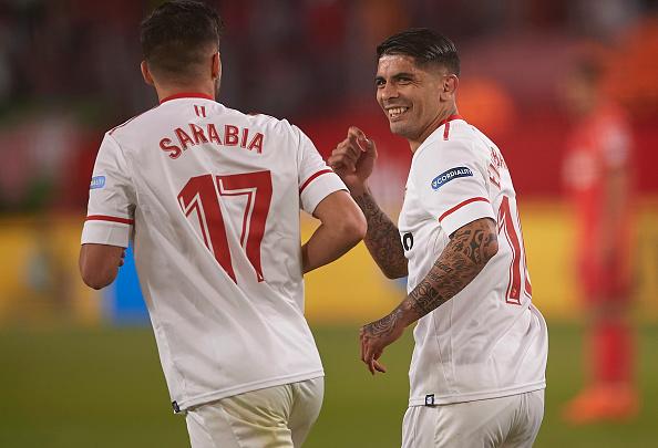 Sevilla venció a la Real Sociedad