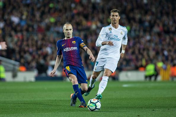 Las imágenes del superclásico entre Barcelona y Real Madrid