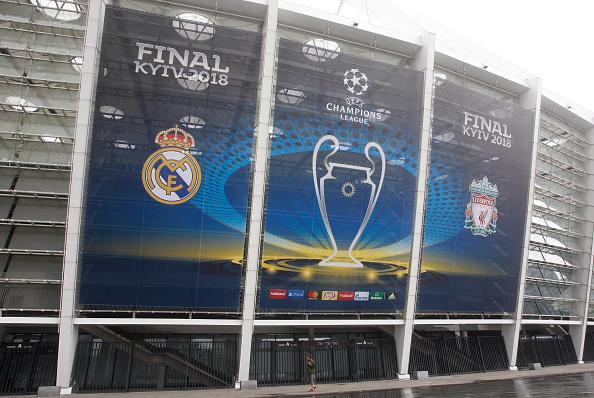 En vivo Liverpool contra Real Madrid.