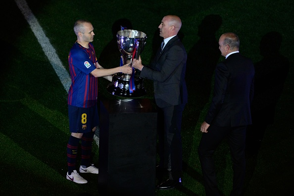 Así terminó LaLiga 2017-2018