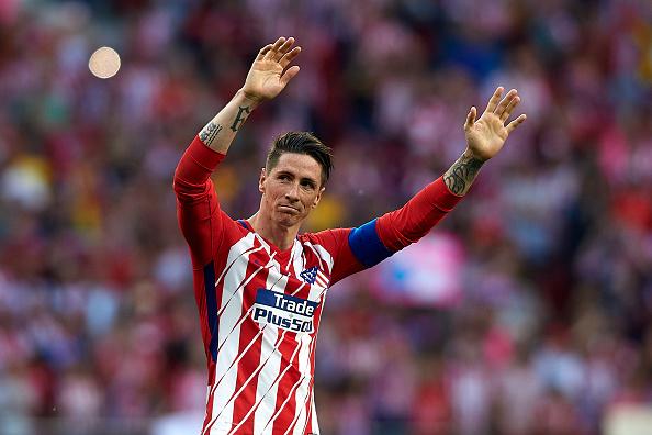 liga japonesa anunció el fichaje de Fernando Torres.