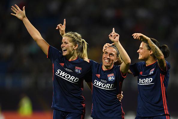El Olympique de Lyon femenil consiguió su tercer Champions consecutiva