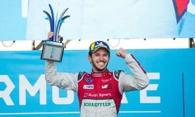 Daniel Abt ganá el ePrix de Berlín