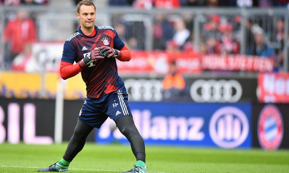 Neuer no jugará con Bayern Múnich antes de iniciar el Mundial