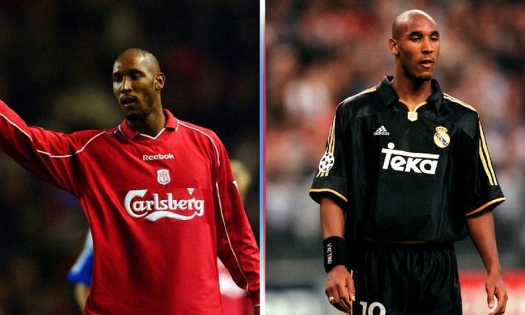 Futbolistas que jugaron con el Real Madrid y Liverpool