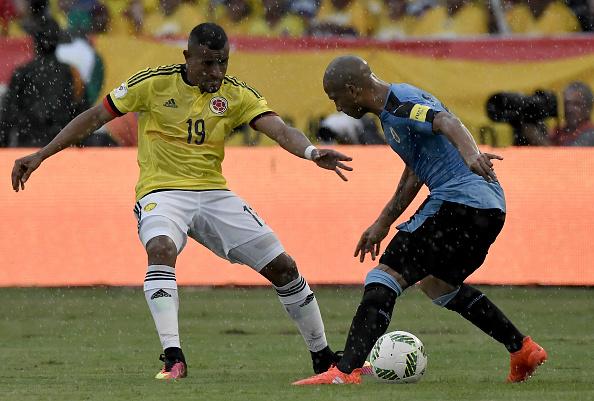 Farid Díaz fue convocado por Colombia.