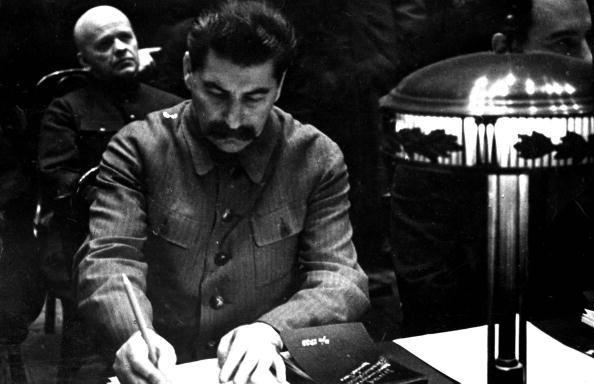 Stalin fue el hombre más importante en el Mundo