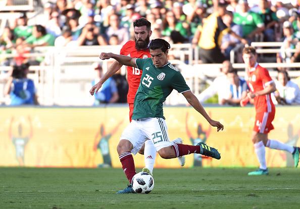lista definitiva de la Selección Mexicana para el Mundial.