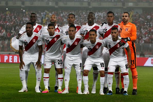 Perú definió su lista para el Mundial.