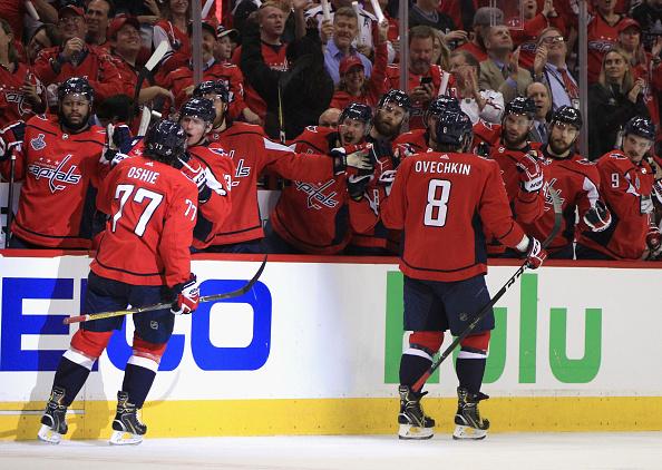 Washington está a una victoria de ganar la Stanley Cup.