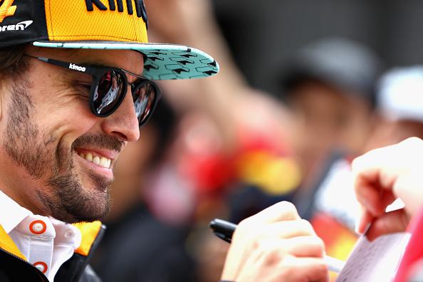 Alonso buscará sumar en el GP de Canadá  Fuente Getty