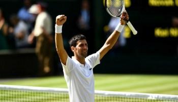 Djokovic pasó a Semifinales de Wimbledon