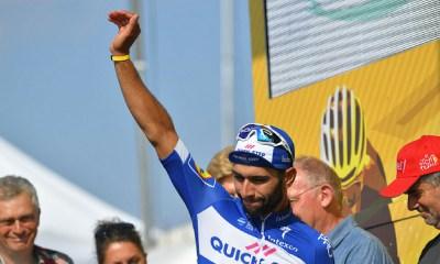Fernando Gaviria ganó la etapa 4