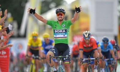Peter Sagan gana la quinta etapa
