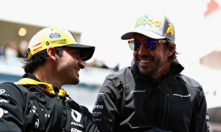 Carlos Sainz será piloto de McLaren