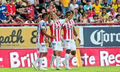 Necaxa se llevó la victoria y llegó a seis unidades en el torneo, mientras que Lobos se estancó y suma tres puntos en el Apertura 2018.