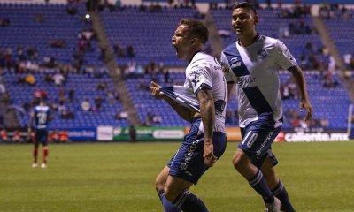 Puebla remontó contra Monterrey