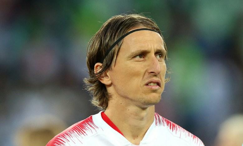 Real Madrid le puso precio a Modric