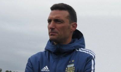 Scaloni será entrenador interino de Argentina