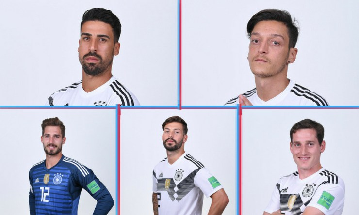 convocatoria de la Selección de Alemania
