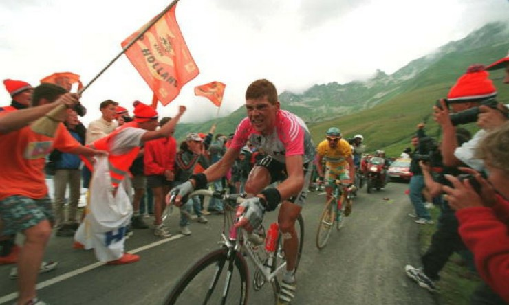 Jan Ullrich fue ingresado a un hospital