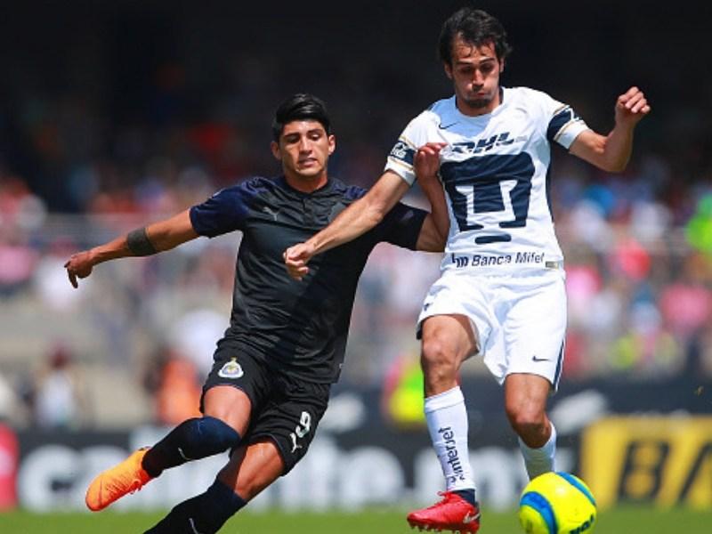 Octavos de Final Copa MX
