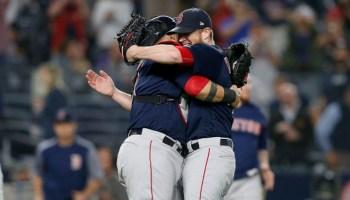 Red Sox el primer clasificado a los playoffs