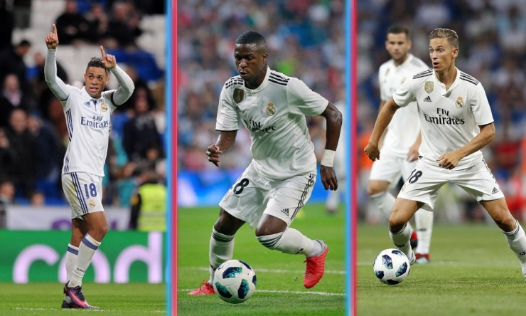 rotaciones en el Real Madrid