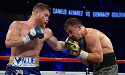 mayor compra de boletos para 'Canelo' vs. Golovkin