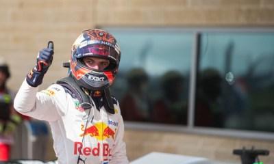 Verstappen hizo el mejor tiempo en la Práctica 1