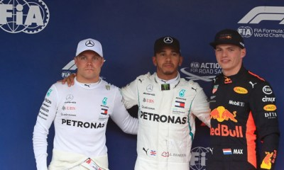 Hamilton saldrá primero en el GP de Japón
