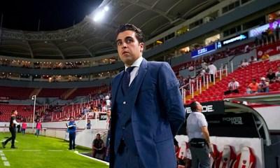 Michel Leaño fue despedido del Necaxa
