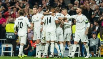 Real Madrid regresó a la victoria