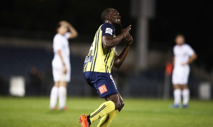 Bolt tiene propuestas para jugar en Europa