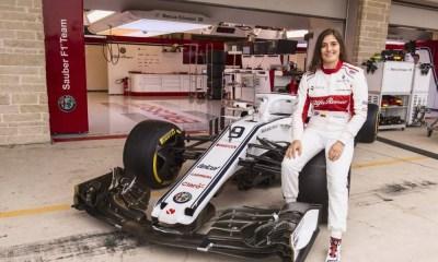 Tatiana Calderón debutará en la F1