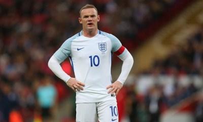 Wayne Rooney volverá a jugar con Inglaterra