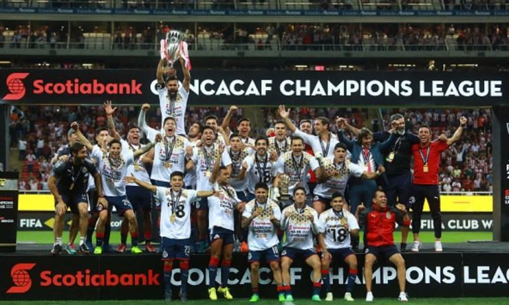 Kashima Antlers será el rival de Chivas